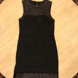 ALEXANDER WANG Mini Calfskin Dress Size: S | US 4